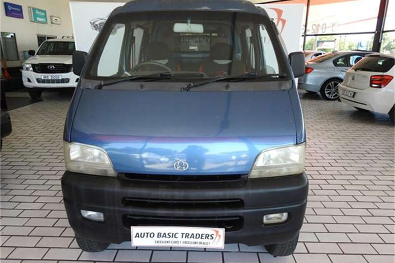 Chana Star 1.3 double cab 2010