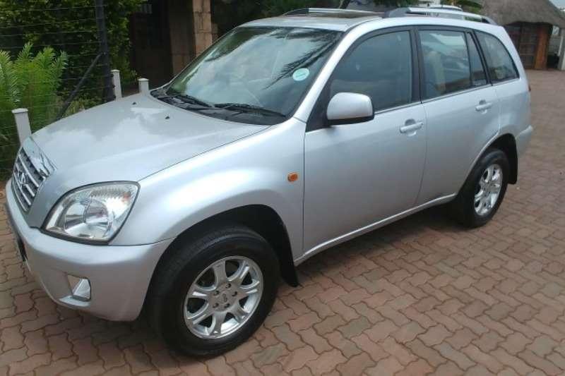 Chery Cars For Sale In Gauteng