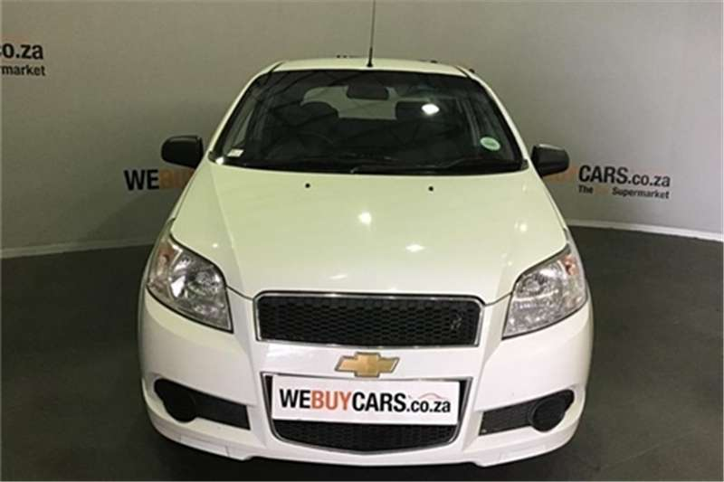 Chevrolet Aveo 1.6 L hatch 2014