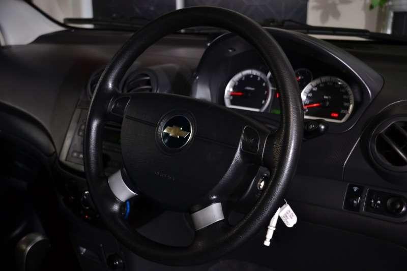 Chevrolet Aveo 1.6 LS Auto 2012