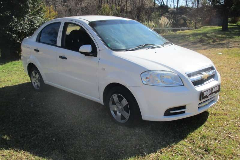 Chevrolet Aveo 1.6 LS sedan automatic 2010