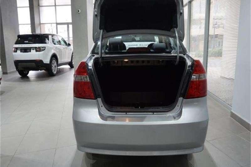 Chevrolet Aveo 1.6 LS sedan automatic 2010