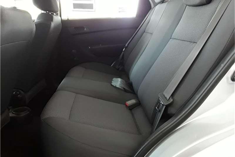 Chevrolet Aveo 1.6 LS sedan automatic 2015