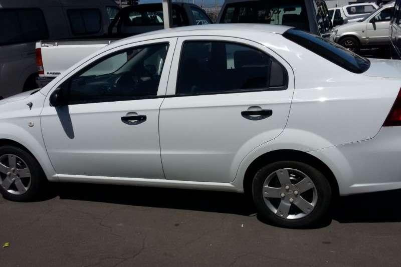 Chevrolet Aveo 1.6L 2011