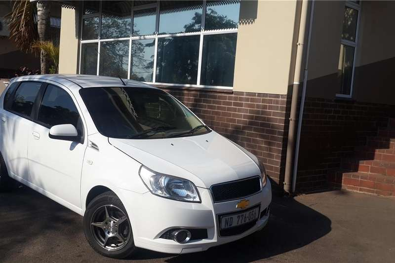 Chevrolet Aveo hatch 1.6 LS auto 2011