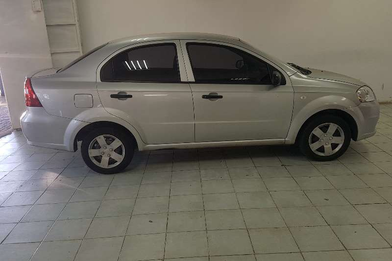 2013 Chevrolet Aveo 1.6 L hatch