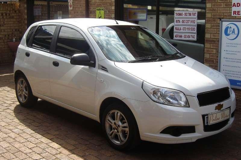 2015 Chevrolet Aveo