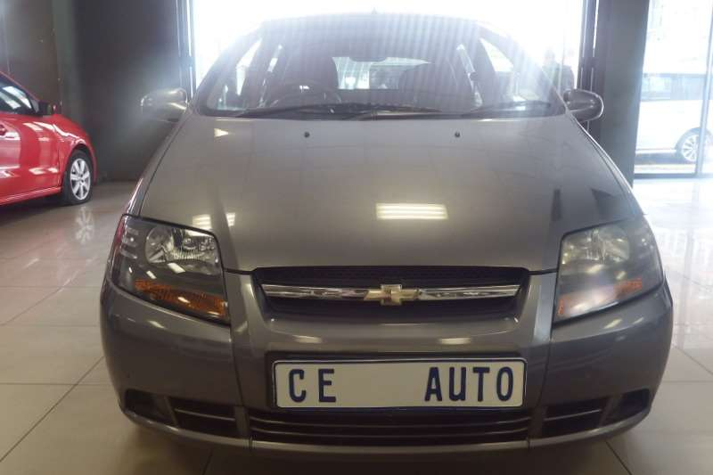 2008 Chevrolet Aveo 1.6 LS hatch automatic