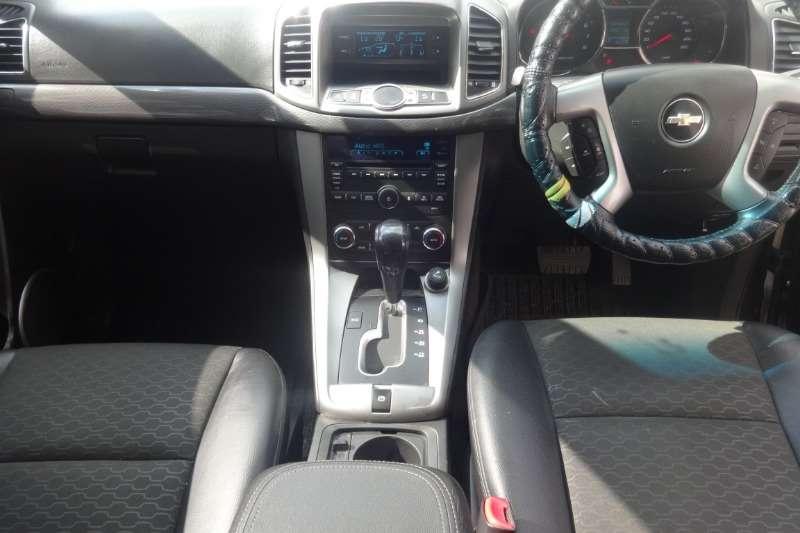 Chevrolet Captiva 1.6 AUTOMATIC 2015