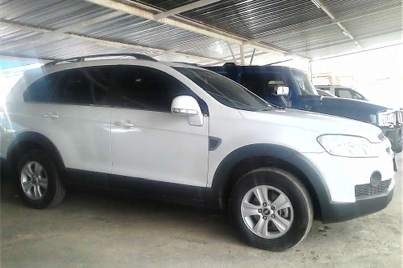 2010 Chevrolet Captiva 2.0 SUV (7) Seater For Sale!! Cars