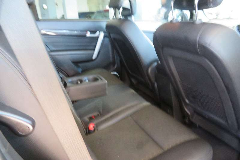 Chevrolet Captiva 2.0D LTZ 2015