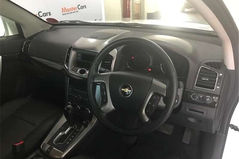 Chevrolet Captiva 2.2D AWD LTZ 2014