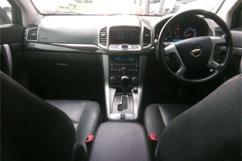Chevrolet Captiva 2.2D AWD LTZ 2014