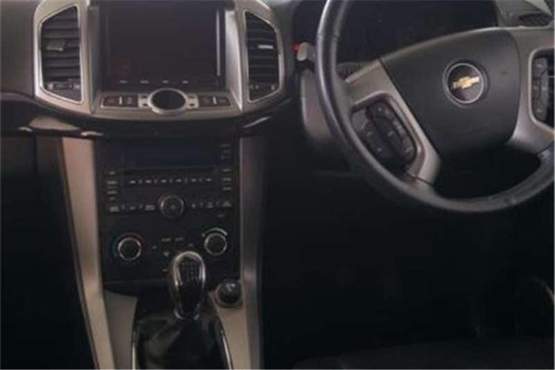 Chevrolet Captiva 2.2D LT 2012
