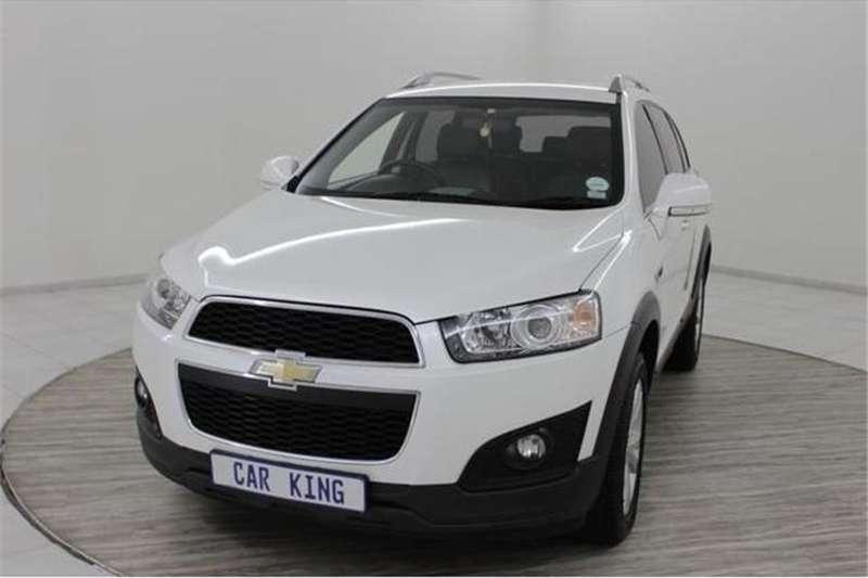 Chevrolet Captiva 2.2D LT 2014