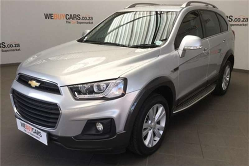 2016 Chevrolet Captiva Captiva 22d Lt Cars For Sale In Gauteng R