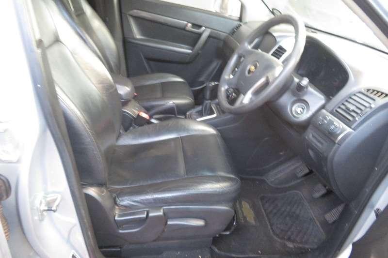Chevrolet Captiva 2.4 2010
