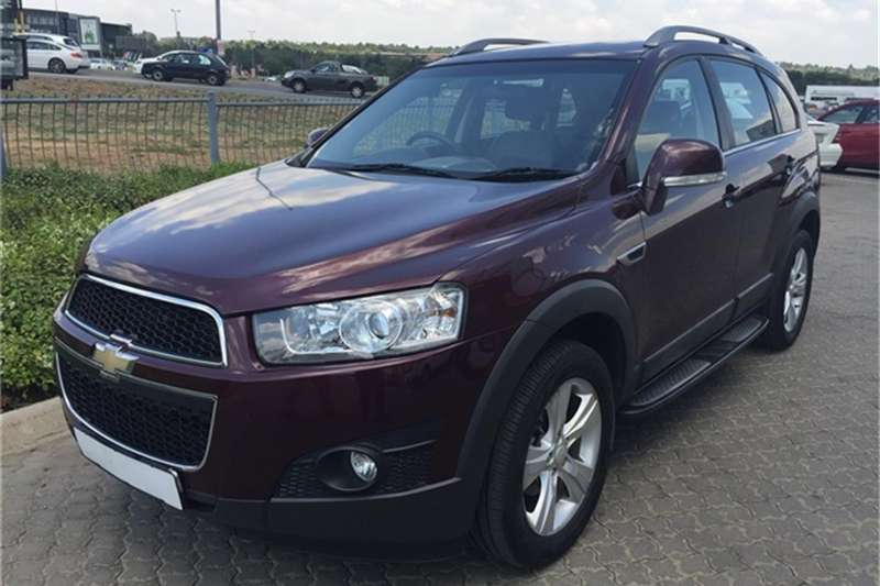 Chevrolet Captiva 2.4 AWD LT 2011