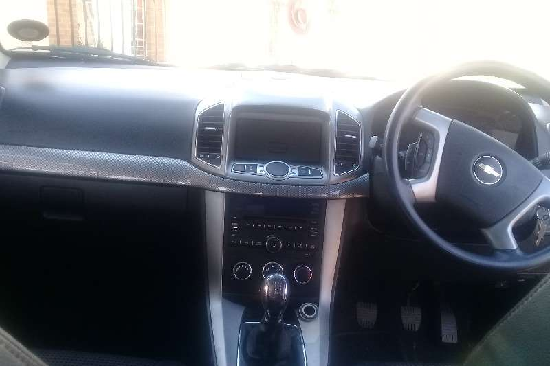 Chevrolet Captiva 2.4 AWD LT 2012
