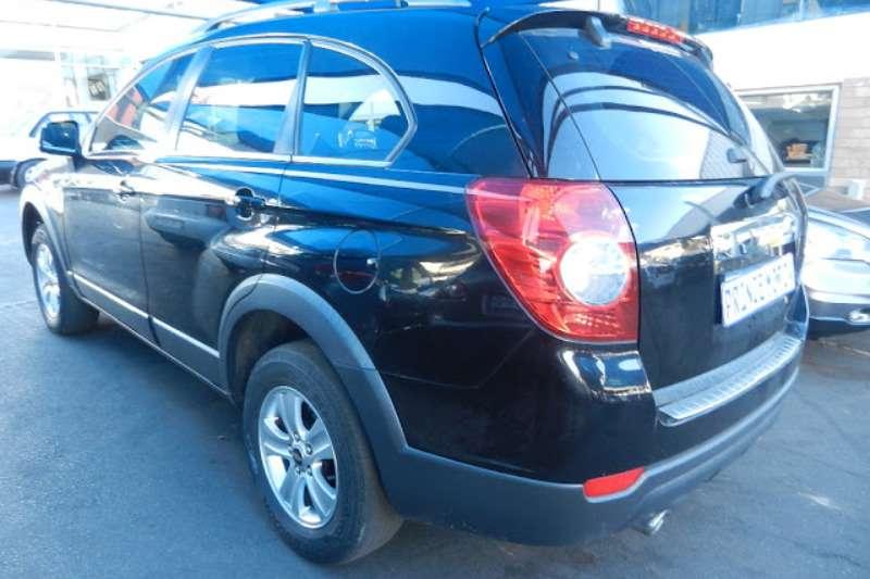 Chevrolet Captiva 2.4 LT 2008