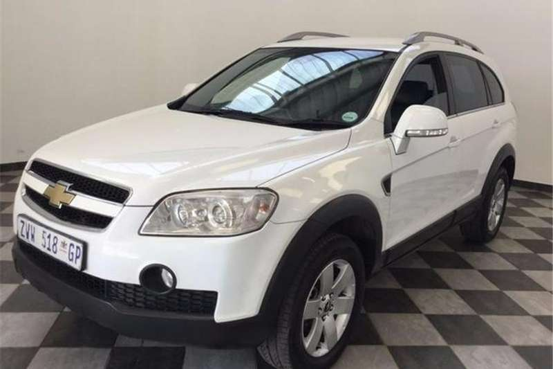 Chevrolet Captiva 2.4 LT 2009