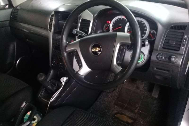 Chevrolet Captiva 2.4 LT 2010