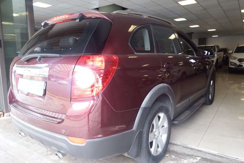 Chevrolet Captiva 2.4 LT 2010