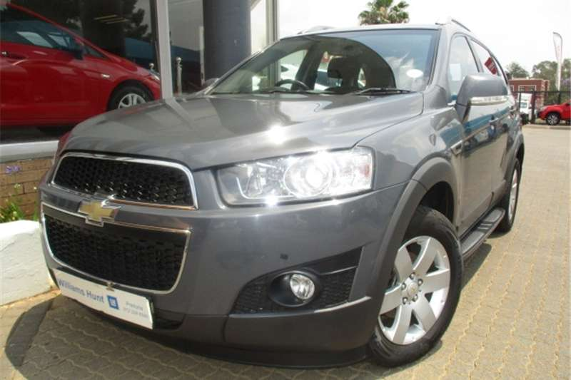 Chevrolet Captiva 2.4 LT 2011