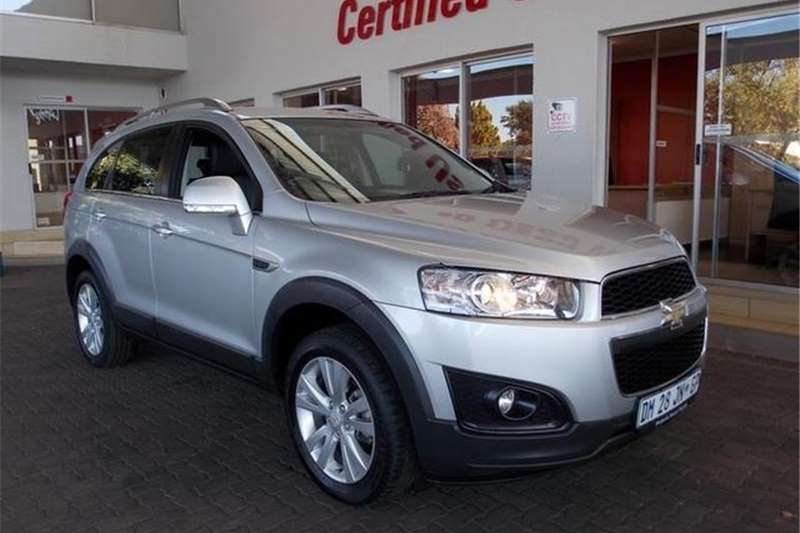 Chevrolet Captiva 2.4 LT 2015