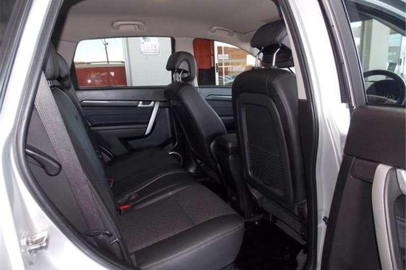 Chevrolet Captiva 2.4 LT 2015