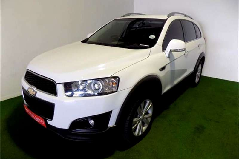 Chevrolet Captiva 2.4 LT 2016