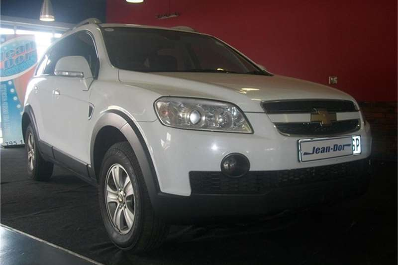 Chevrolet Captiva 2.4 LT 4x2 2010