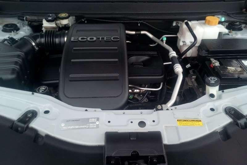 Chevrolet Captiva 2.4 LT 4x2 2011