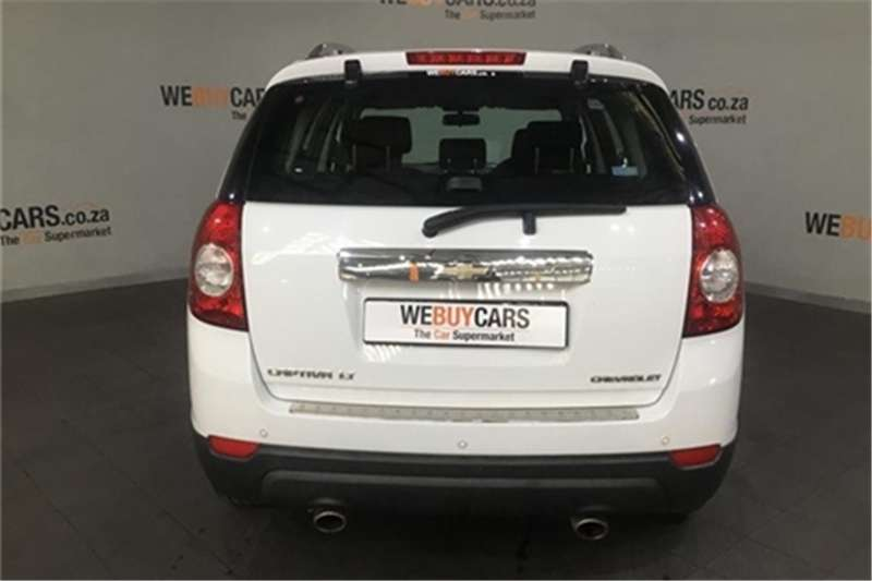 2011 Chevrolet Captiva Captiva 24 Lt Auto Cars For Sale In Western