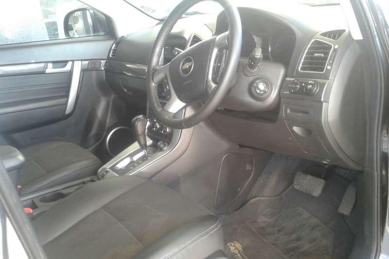 Chevrolet Captiva 2.4 LT auto 2015