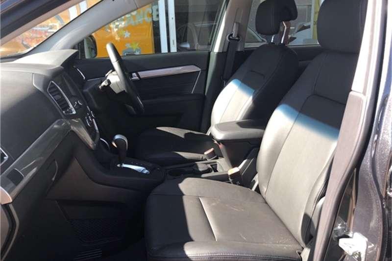 Chevrolet Captiva 2.4 LT auto 2017