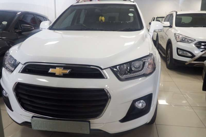2016 Chevrolet Captiva 2.4 LS