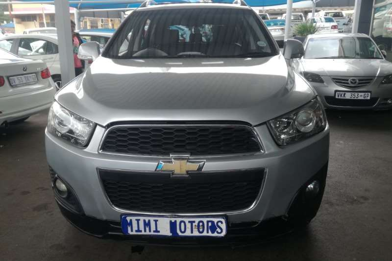 2013 Chevrolet Captiva 2.2D LT