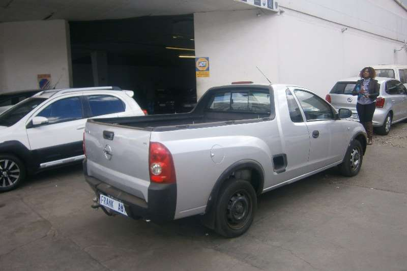 2007 Chevrolet Corsa 1.4 Utility Cars for sale in Gauteng ...