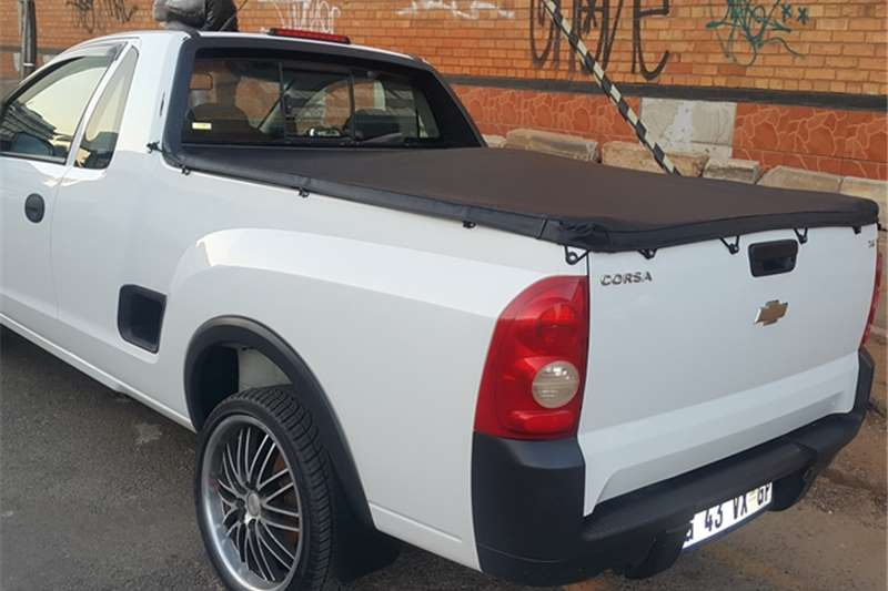 2010 chevrolet corsa utility 1 4 cars for sale in gauteng r 95 000 on auto mart. Black Bedroom Furniture Sets. Home Design Ideas