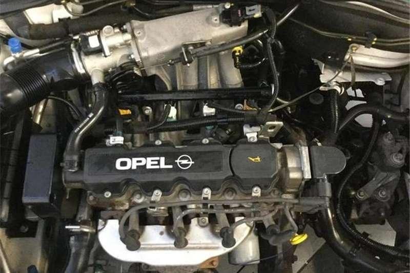 Chevrolet Corsa Utility 1.4 Club 2010