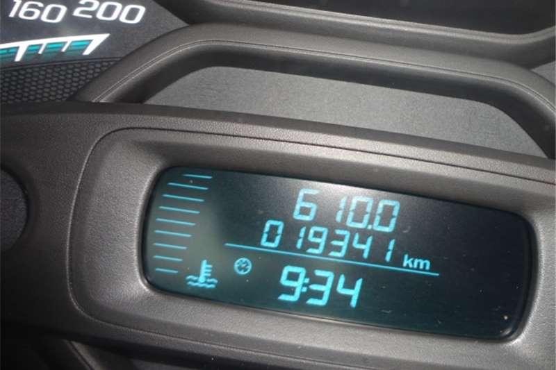 2013 Chevrolet Corsa Utility