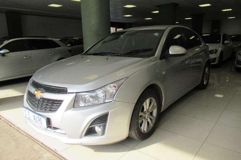 Chevrolet Cruze 1.6 L. 2013
