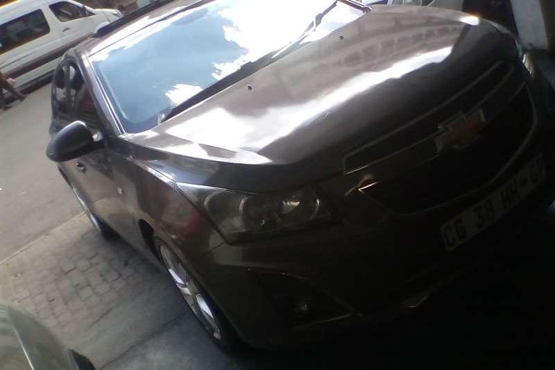 Chevrolet Cruze 1.8 LS 2013