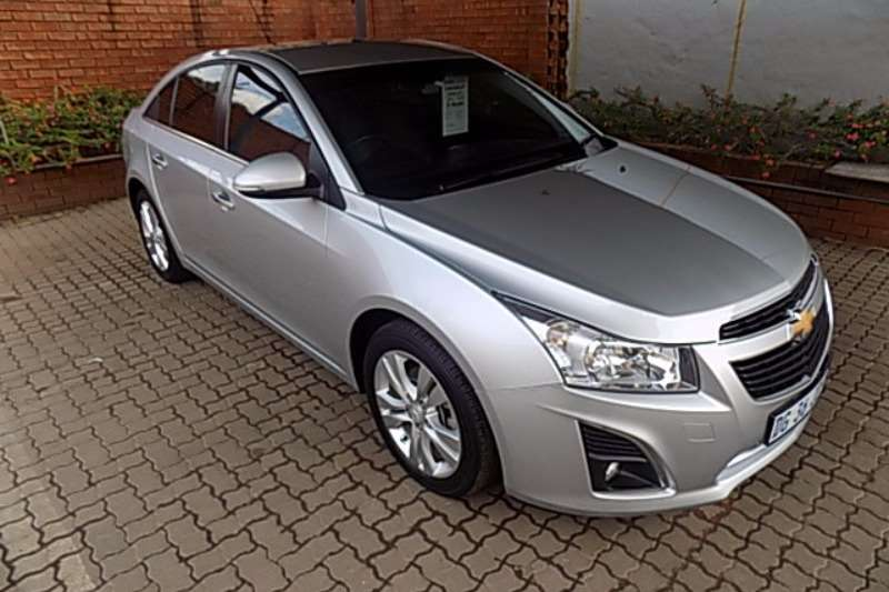 2014 Chevrolet Cruze 2 0D LT A T Cars for sale in Gauteng
