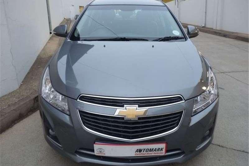 2015 Chevrolet Cruze hatch 1.4T LS