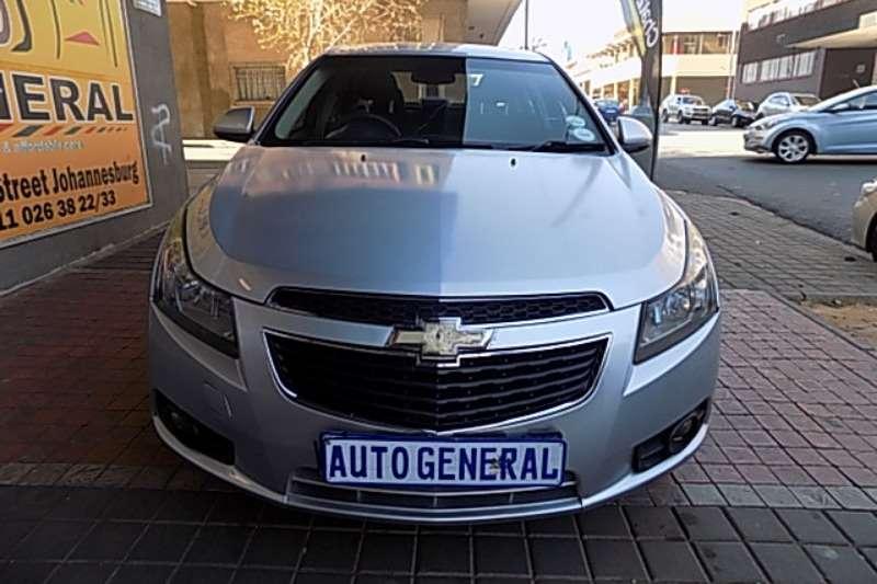 2012 Chevrolet Cruze 1.8 LS