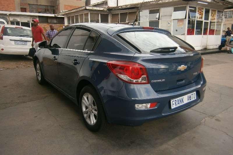 2013 Chevrolet Cruze hatch 1.6 LS