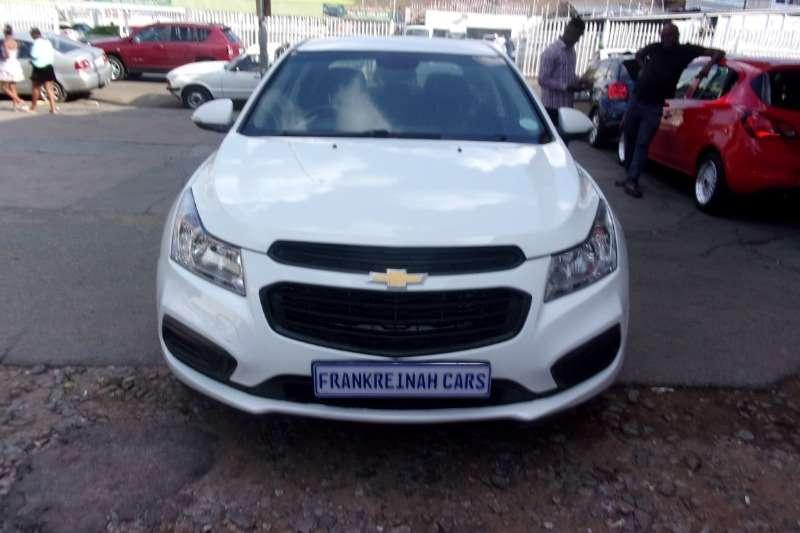 2017 Chevrolet Cruze 1.6 L