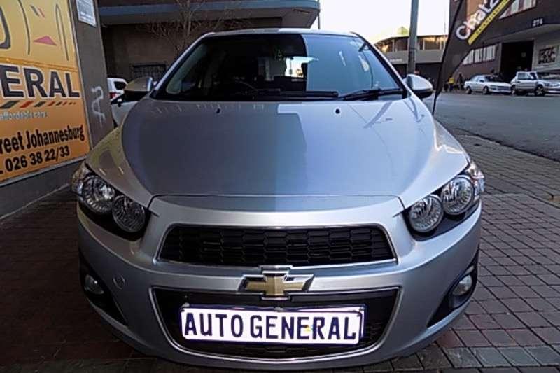 2013 Chevrolet Sonic hatch 1.6 LS